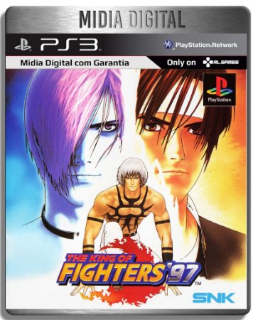The King Of Fighters 97 Kof - Ps3 Psn - Midia Digital