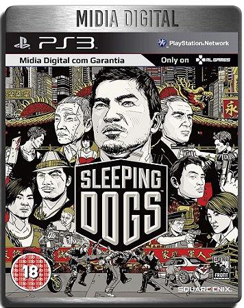 Sleeping Dogs - Ps3 Psn - Midia Digital