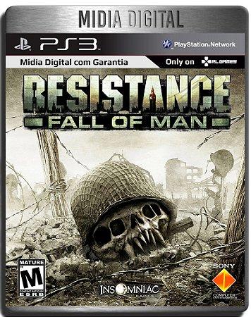 Resistance Fall Of Man - Ps3 Psn - Midia Digital