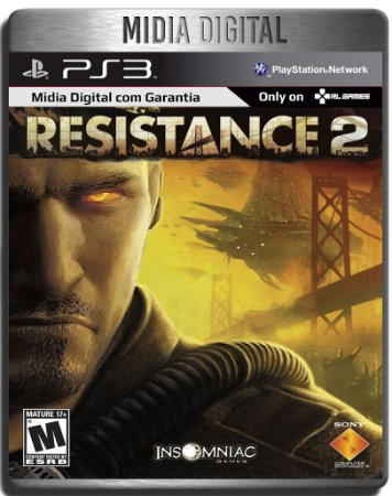 Resistance 2 - Ps3 Psn - Midia Digital