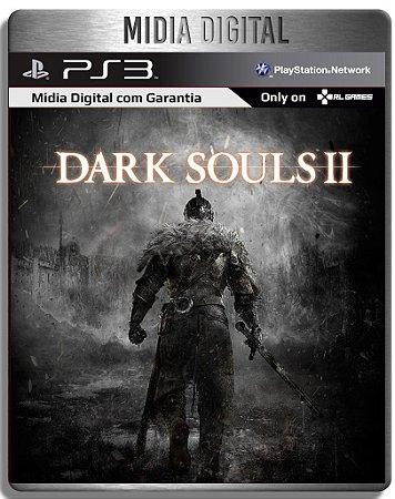 Dark Souls 2 - Midia Digital Ps3 Psn Playstation 3