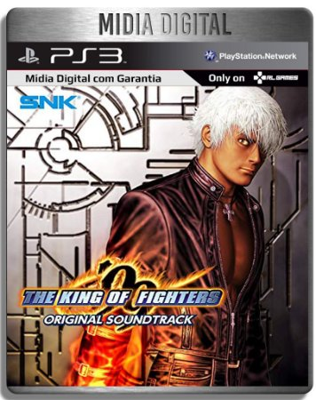 The King of Fighters KOF 99 - Ps3 Psn Midia Digital
