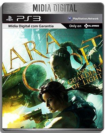 Lara Croft and The Guardian of Light - Ps3 Psn - Midia Digital
