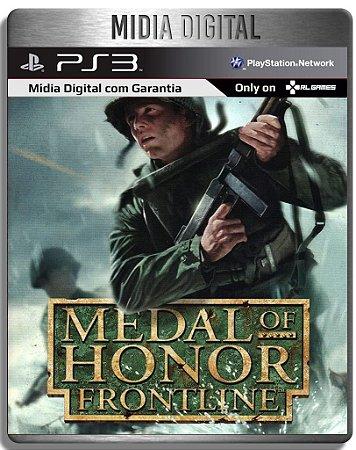 Medal of Honor Frontline - Ps3 Psn - Midia Digital