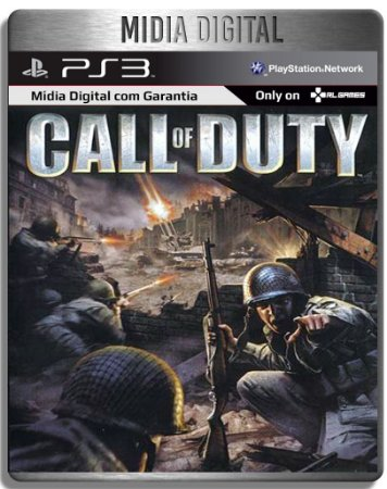 Call of Duty Classic - Ps3 Psn - Mídia Digital