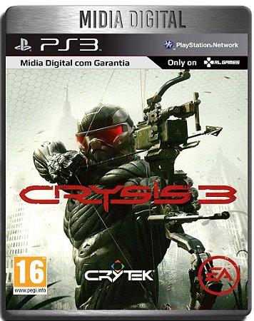 Crysis 3 - Ps3 Psn - Mídia Digital
