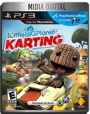 LittleBigPlanet Karting - Ps3 Psn - Mídia Digital