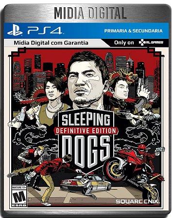 Sleeping Dogs Definitive Edition - Ps4 Psn - Midia Digital Primária