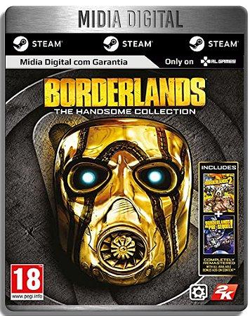 Borderlands The Handsome Collection - Código Steam PC