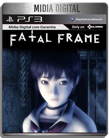 Fatal Frame I - Ps3 Psn - Mídia Digital