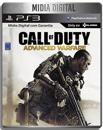 Call of Duty Advanced Warfare - Ps3 Psn - Mídia Digital