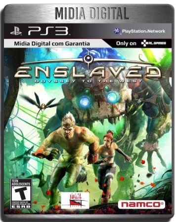 Enslaved Odyssey to the West Premium Edition - Ps3 Psn - Mídia digital