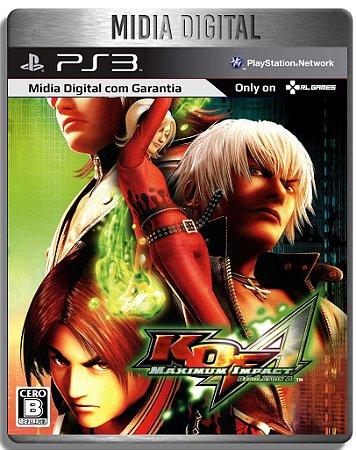 The King of Fighters Maximum Impact Regulation A - Ps3 Psn - Mídia Digital