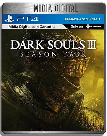 DLC Ashes of Ariandel & the Ringed City Dark Souls III - Ps4 Psn - Mídia Digital Primaria