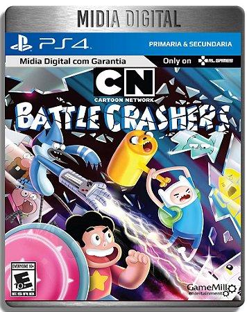 Cartoon Network Battle Crashers - Ps4 Psn - Mídia Digital Primaria