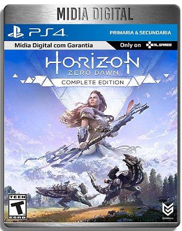 Horizon Zero Dawn Complete Edition - Ps4 Psn - Mídia Digital Primaria