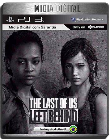 The Last of Us Left Behind - Ps3 Psn - Mídia Digital