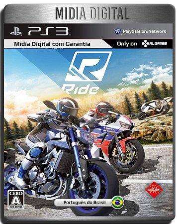 Ride Ps3 Psn - Mídia Digital