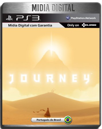 Journey - Ps3 Psn - Mídia Digital