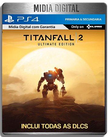 Titanfall 2 Edição Ultimate - Ps4 Psn - Midia Digital Primária