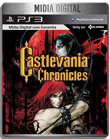 Castlevania Chronicles - Ps3 Psn - Mídia Digital
