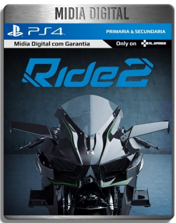 RIDE 2 - Ps4 Psn - Mídia Digital Primaria