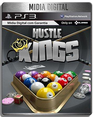 Hustle Kings Sinuca - Ps3 Psn - Mídia Digital