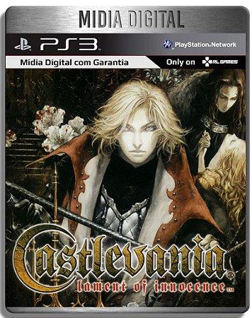 Castlevania Lament of Innocence - Ps3 Psn - Mídia Digital