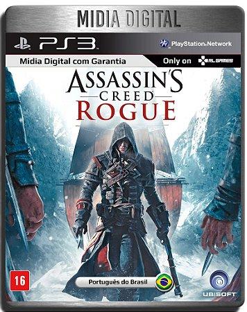 Assassins Creed Rogue - Ps3 Psn - Mídia Digital