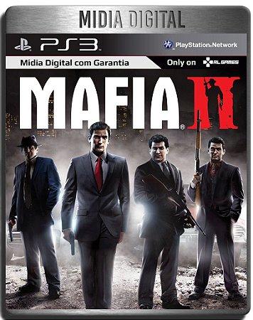 Mafia 2 - Ps3 Psn - Mídia Digital