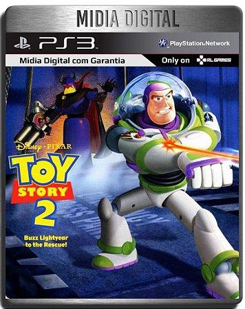 Toy Story 2 Classico de PS1 - Ps3 Psn - Mídia Digital