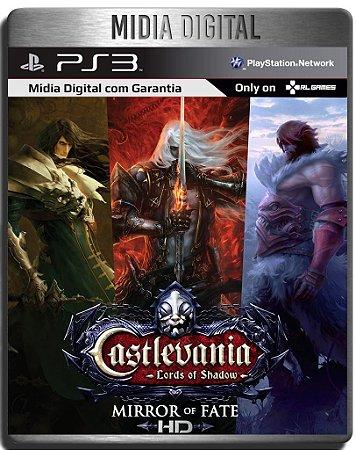 Castlevania Lords Of Shadow Mirror Of Fate Hd - Ps3 Psn - Mídia Digital