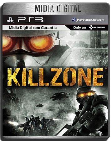 Killzone HD - Ps3 Psn - Mídia Digital