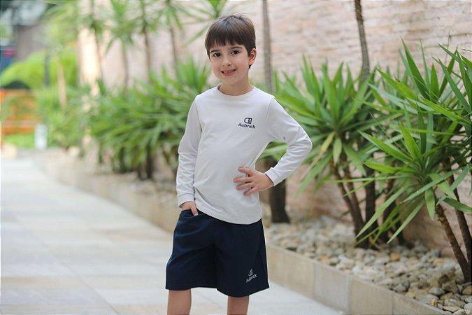 Camiseta Térmica Unissex Infanto/Juvenil - Escola Aubrick
