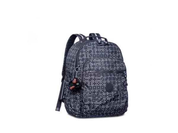 Mochila Seoul Up Black Matrice