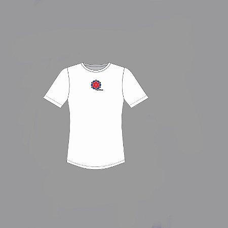 Camiseta Manga Curta Feminina Adulto - Vértice