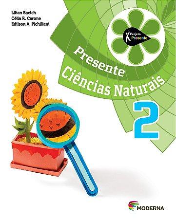 Projeto Present Ciencias Naturais - 2º ano