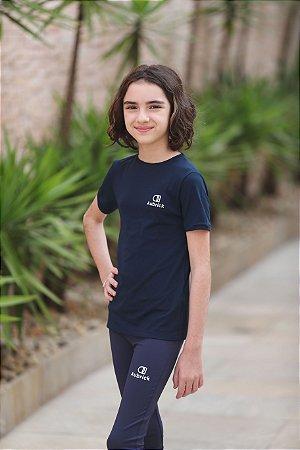 Camiseta Antiodor Manga Curta Infanto/Juvenil - Aubrick