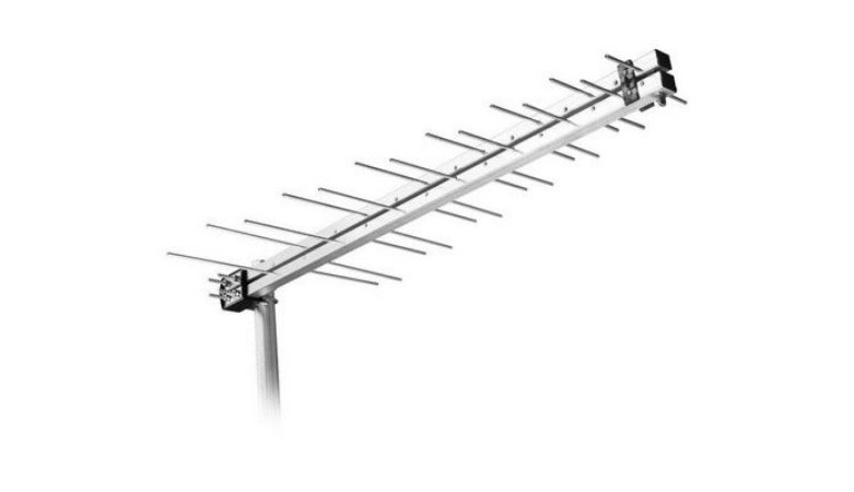 Antena Log Periódica Uhf 19  elementos