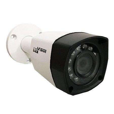 Câmera Luxvision AHD alta definição Infravermelho 20 metros