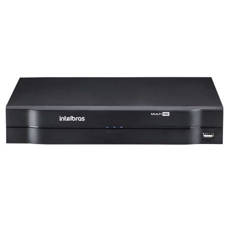 DVR Intelbras MHDX 1108 Multi HD - 8 Canais 1080p