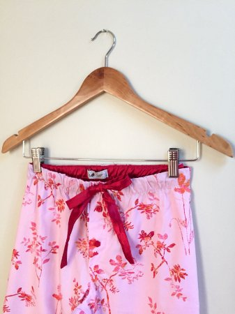 Calça Rosa Floral