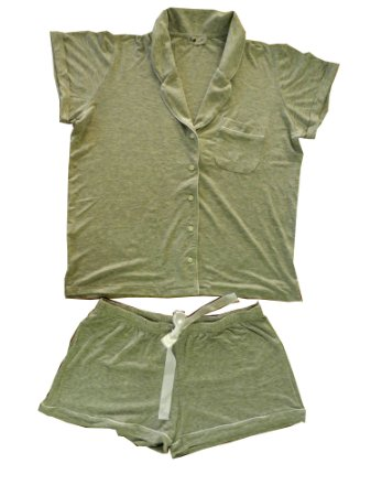 Pijama Camisa e Short