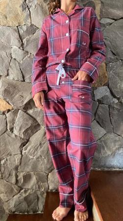 Pijama de Flanela