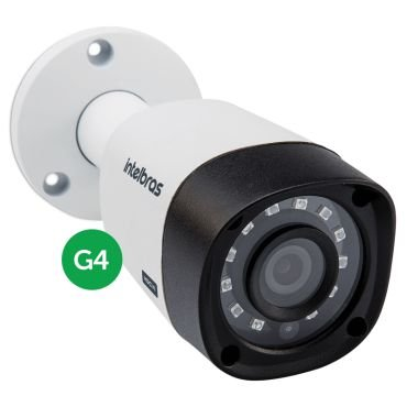 Camera Intelbras Infravermelho Multi HD Bullet VHD 3130 B G4 720p