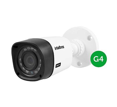 Camera Intelbras Infravermelho Multi HD Bullet VHD 1220 B G4 1080p