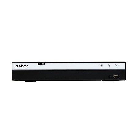 Gravador digital de vídeo Intelbras MHDX 3116 Full HD 16 canais com HD 4TB