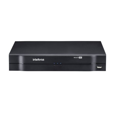 Gravador digital de vídeo Intelbras 1108 MHDX 08 canais com HD 1TB