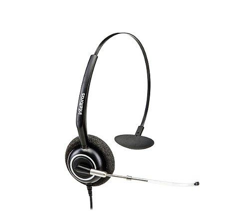 THS 55 USB Headset Intelbras com tubo de voz removivel