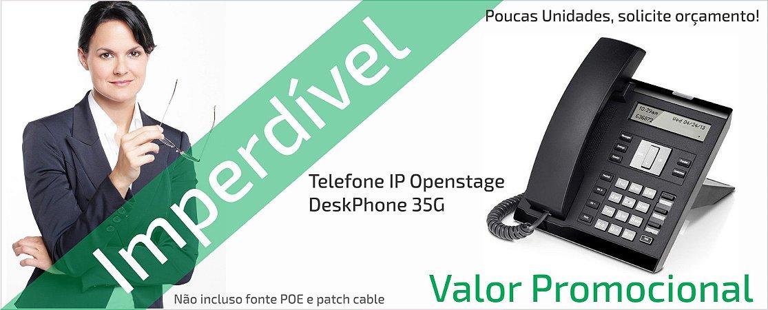 Telefone IP Openstage DeskPhone 35G